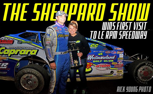 LeRPM Sheppard