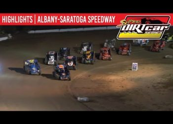 Super DIRTcar Series Big Block Modifieds Albany-Saratoga Speedway September 21, 2019 | HIGHLIGHTS