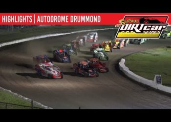 Super DIRTcar Series Big Block Modifieds Autodrome Drummond July 22, 2019 | HIGHLIGHTS