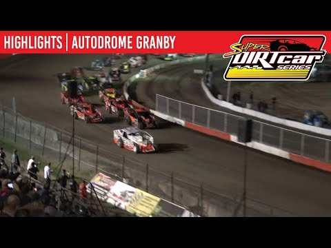 Super DIRTcar Series Big Block Modifieds Autodrome Granby July 23, 2019 | HIGHLIGHTS