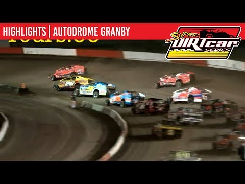 Super DIRTcar Series Big Block Modifieds Autodrome Granby September 6, 2019 | HIGHLIGHTS