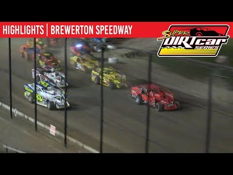 Super DIRTcar Series Big Block Modifieds Brewerton Speedway September 13, 2019 | HIGHLIGHTS