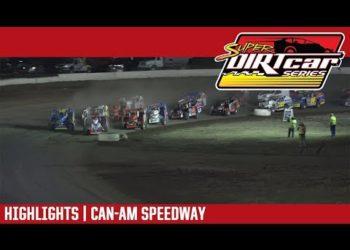 Super DIRTcar Series Big Block Modifieds Can-Am Speedway April 13, 2019 | HIGHLIGHTS