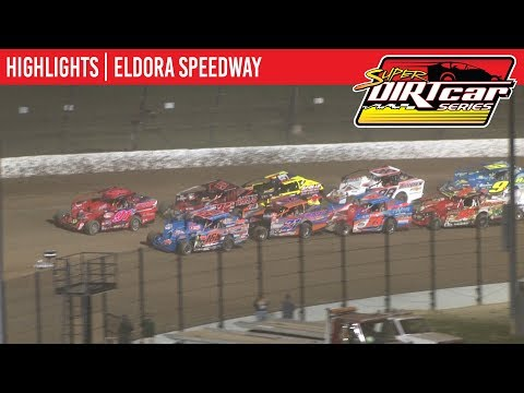Super DIRTcar Series Big Block Modifieds Eldora Speedway July 31, 2019 | HIGHLIGHTS