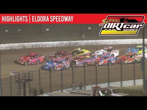 Super DIRTcar Series Big Block Modifieds Eldora Speedway July 31, 2019   HIGHLIGHTS