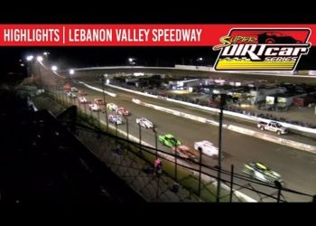 Super DIRTcar Series Big Block Modifieds Lebanon Valley Speedway August 31, 2019 | HIGHLIGHTS