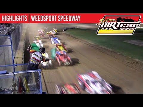Super DIRTcar Series Big Block Modifieds Weedsport Speedway July 28, 2019 | HIGHLIGHTS