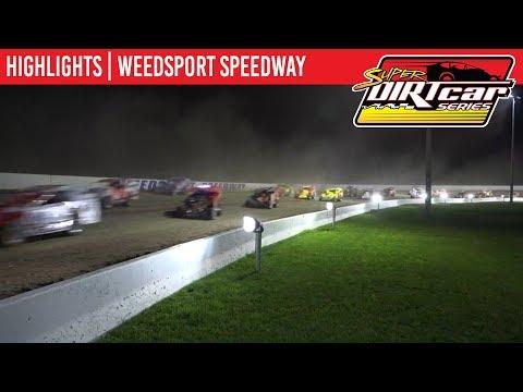 Super DIRTcar Series Big Block Modifieds Weedsport Speedway May 27, 2019 | HIGHLIGHTS