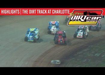 Super DIRTcar Series Big Block Modifieds The Dirt Track at Charlotte November 9th, 2019 | HIGHLIGHTS
