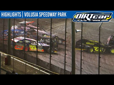 Bozard Ford DIRTcar Nationals at Volusia Speedway Park February 7th, 2020 | HIGHLIGHTS