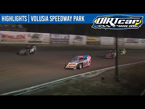 Bozard Ford DIRTcar Nationals at Volusia Speedway Park February 8th, 2020 | HIGHLIGHTS