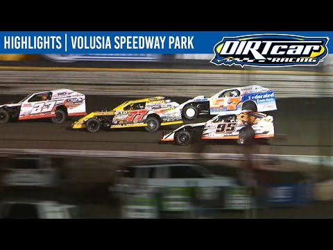 Bozard Ford DIRTcar Nationals at Volusia Speedway Park February 9th, 2020 | HIGHLIGHTS