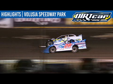 Bozard Ford DIRTcar Nationals Late Models at Volusia Speedway Park February 10th, 2020 | HIGHLIGHTS