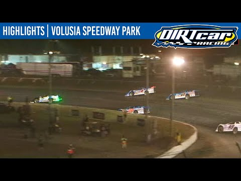 Bozard Ford DIRTcar Nationals at Volusia Speedway Park February 11th, 2020 | HIGHLIGHTS