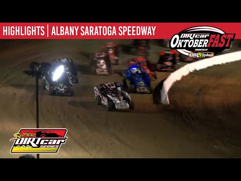 Super DIRTcar Series Big Block Modifieds Albany Saratoga Speedway October 6, 2020 | HIGHLIGHTS