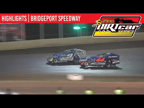 Super DIRTcar Series Big Block Modifieds Bridgeport Speedway July 29th, 2020 | HIGHLIGHTS