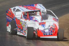 Billly Whittaker Cars 200 - NAPA Auto Parts Super DIRT Week XLVIII - Oswego Speedway - 98H Jimmy Phelps