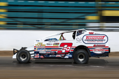 Salute the Troops 150 - NAPA Auto Parts Super DIRT Week XLVIII - Oswego Speedway - 3RS Tim Fuller