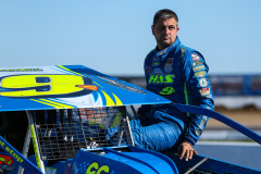 Billly Whittaker Cars 200 - NAPA Auto Parts Super DIRT Week XLVIII - Oswego Speedway - 9s Matt Sheppard
